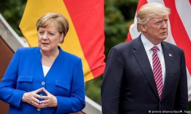 TRUMP SIGUE CAMINANDO «POR LA VEREDA DEL FRENTE» Y FRENÓ EL AVANCE DEL G-20