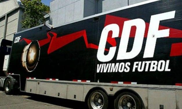 Turner se convierte en casi monopolio de la televisión chilena, al menos en el fútbol