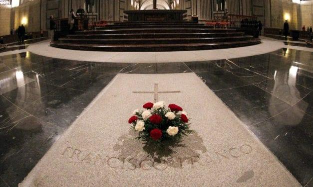 Corte Suprema de España deja en suspenso La ExHUMACIÓN DEl Dictador Francisco Franco
