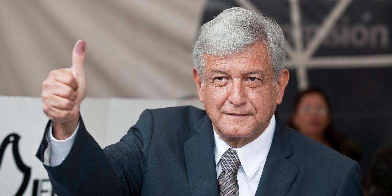 Las treinta promesas a los mexicanos que hizo el flamante presidente Andrés Manuel López Obrador