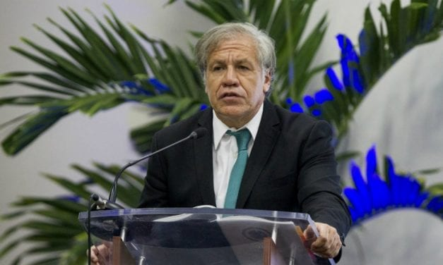 Luis Almagro aplica la Carta Democrática de la OEA contra Daniel Ortega en Nicaragua y luego vendría Venezuela
