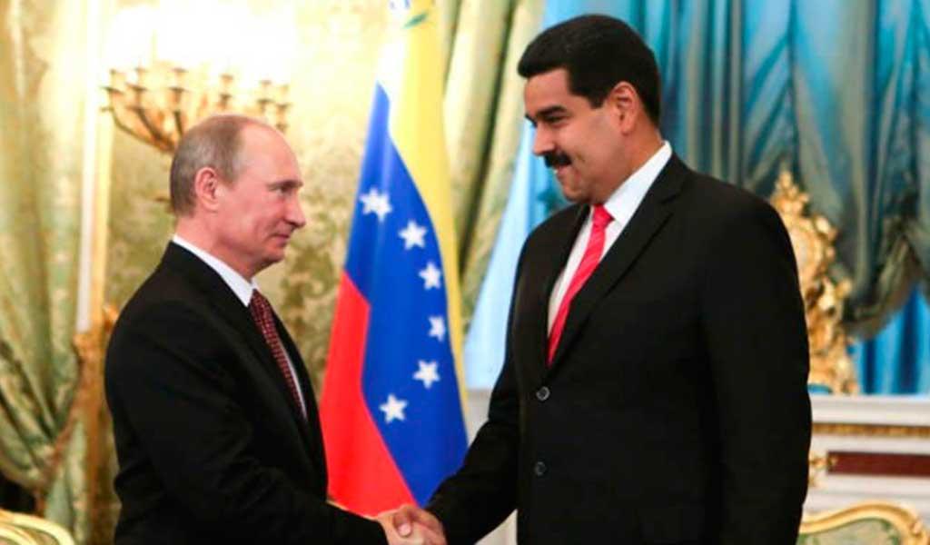 Negra, muy negra se pone la crisis venezolana: Rusia instala base militar en el Caribe para apoyar a Maduro