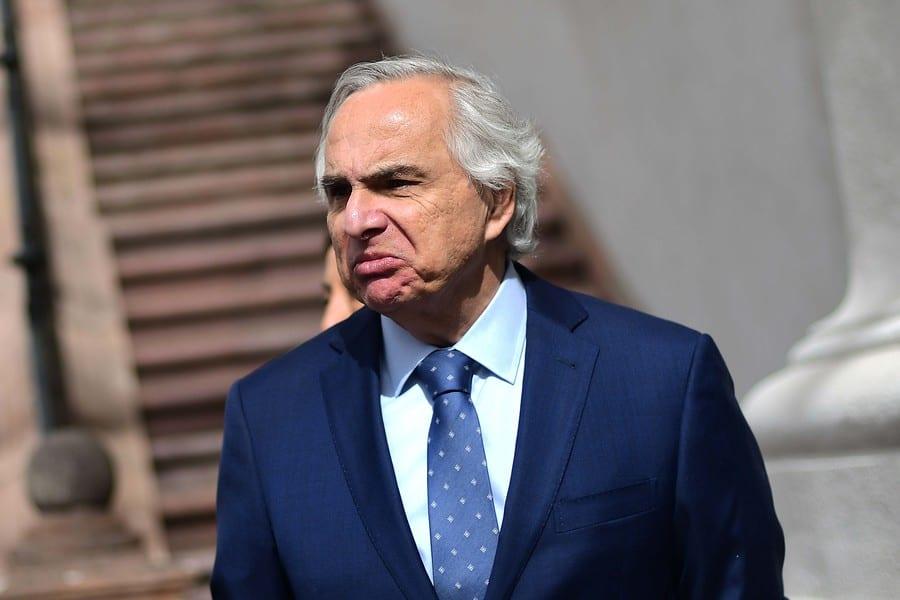 Chile: Retrocede Chadwick en la encuesta Cadem