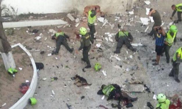 LA MATANZA «GUERRILLERA» CONTRA LA POLICÍA COLOMBIANA