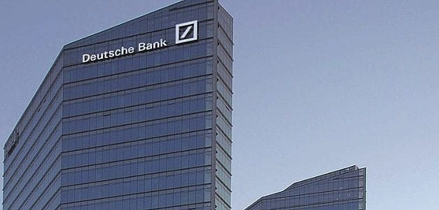 La incierta «supervivencia» del Deutsche Bank