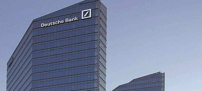 La incierta «supervivencia» del Deutsche Bank