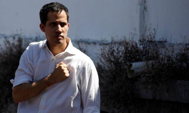El opositor Juan Guaidó se cree capaz de poder vencer a Maduro y cambiar el rumbo de Venezuela