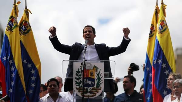 Venezuela: ¿Golpismo declarado, golpe al revés o punto de no retorno?