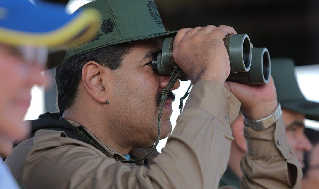 Disuelta sublevación policial en Venezuela contra el régimen de Nicolás Maduro – Rebeldes se rindieron