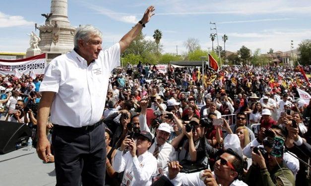 AMLO no recibió «luz verde» pero si «luz amarilla» para emprender la gran cuarta reforma de México