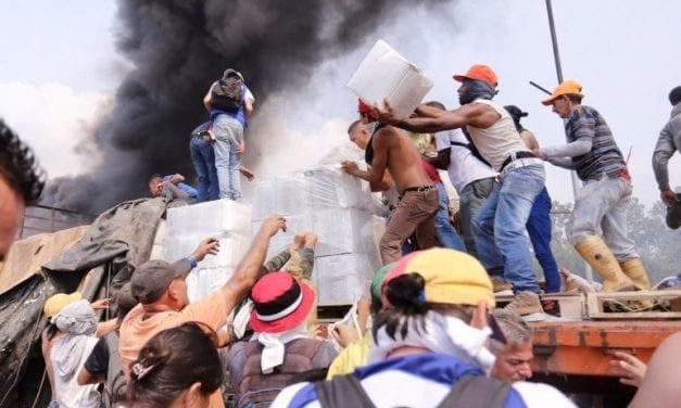 """""""Operación Cúcuta"""" en Venezuela  fue un cúmulo de fracasos políticos, entre ellos los de Piñera y Ampuero"""