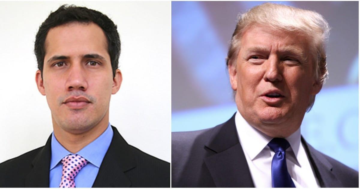 Dos Gobiernos EN VENEZUELA QUE SON INACTIVOS, CADA UNO A SU MANERA