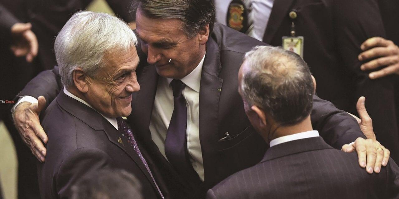 La conexión bioceánica sería una revolución comercial y económica que podrían impulsar los gobierno de Chile y Brasil