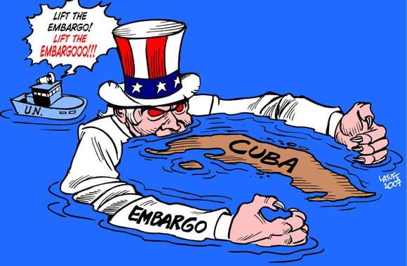 Los 60 años de bloqueo económico de EE UU contra Cuba parecen lejos de llegar a su fin
