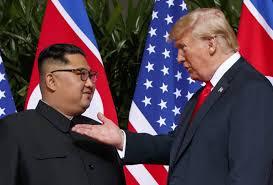EE UU DICE QUE KIM JONG-UN NO ESTABA PREPARADO PARA FIRMAR UN ACUERDO CON trump