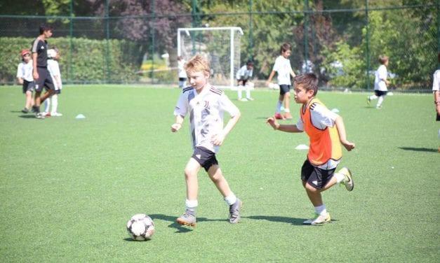 La importancia de la actividad física en los niños