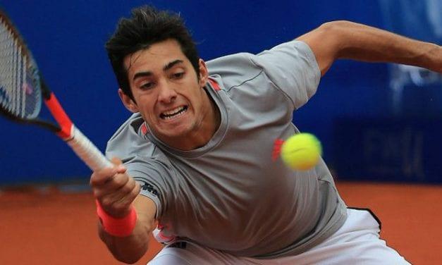 Kradiario-Deportes: Ranking Mundial 33°-Hoy Garín Lidera el Recambio en el Tenis Chileno