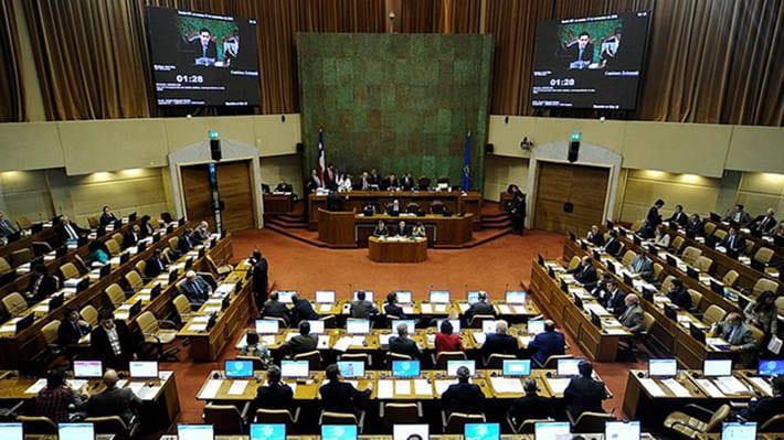 El trabajo de la Cámara – Rechaza decisión del Presidente Piñera de abandonar UNASUR