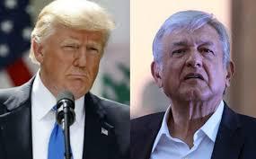 presiones y castigos de Trump, para tapar la trama rusa, llegan ahora a México – Reacción de López Obrador