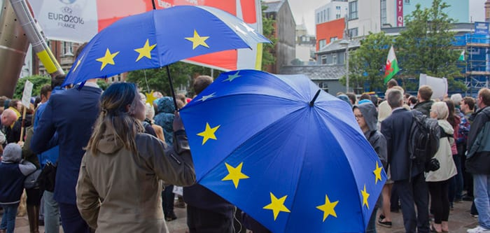 Elecciones europeas: Europa como debe ser