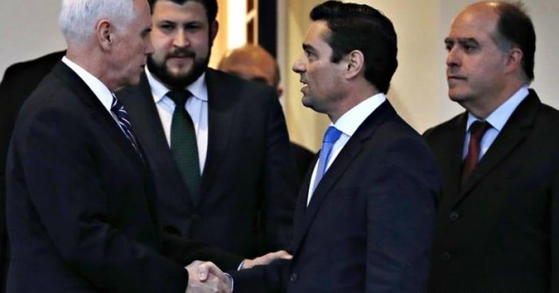 Guaidó pidio oficialmente la «cooperación» del Comando Sur de EE UU  para sacar a Maduro del poder