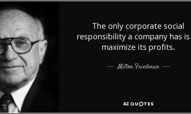 Emanciparse de Friedman