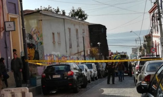 Chile: ASESINAN A CANADIENSE EN PLENO CORAZON TURíSTICO DE VALPARAíso