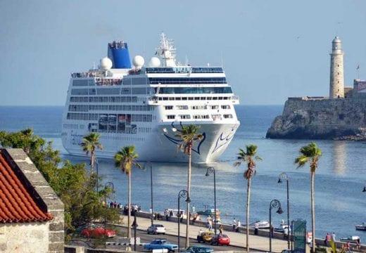Cruceros a Cuba fueron prohibidos por Trump en nueva guerra comercial que le abre las puertas a Rusia en América Latina