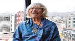 Chilena Marta Harnecker murió sin ver «cumplidas» sus teorías sobre desarrollo marxista