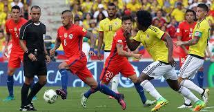 Kradiario-Deportes: Chile dijo que «si se puede» ante Colombia a pesar del «caradura» del  árbitro Néstor Pitana- Ahora viene Perú