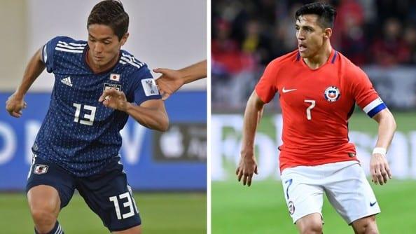 Kradiario Deportes – Copa América: Calma y Tiza ante Esperanzador Triunfo de Chile ante Japón 4:0