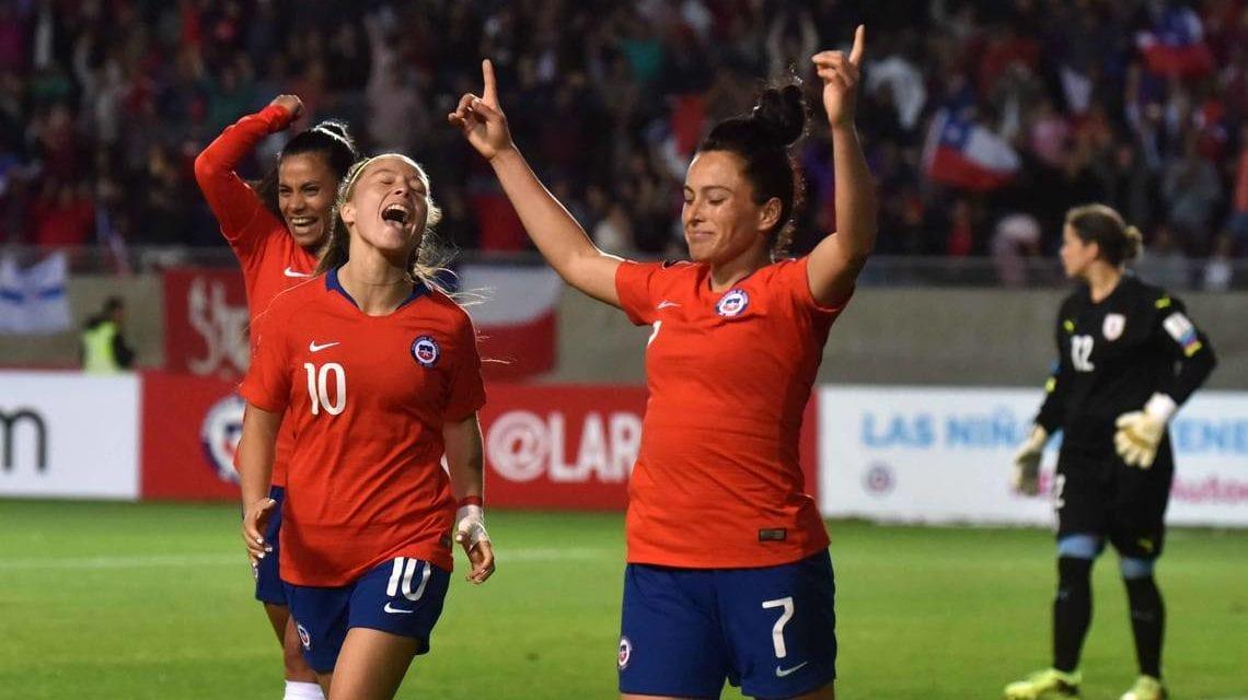 Primer partido en un Mundial FIFA femenino: Chile Entró en la Historia del Fútbol Internacional