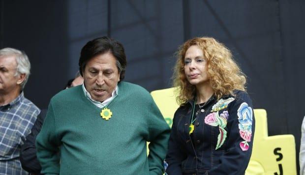 Presidente Alejandro Toledo espera en una prisión de San Francisco ser entregado a la justicia peruana
