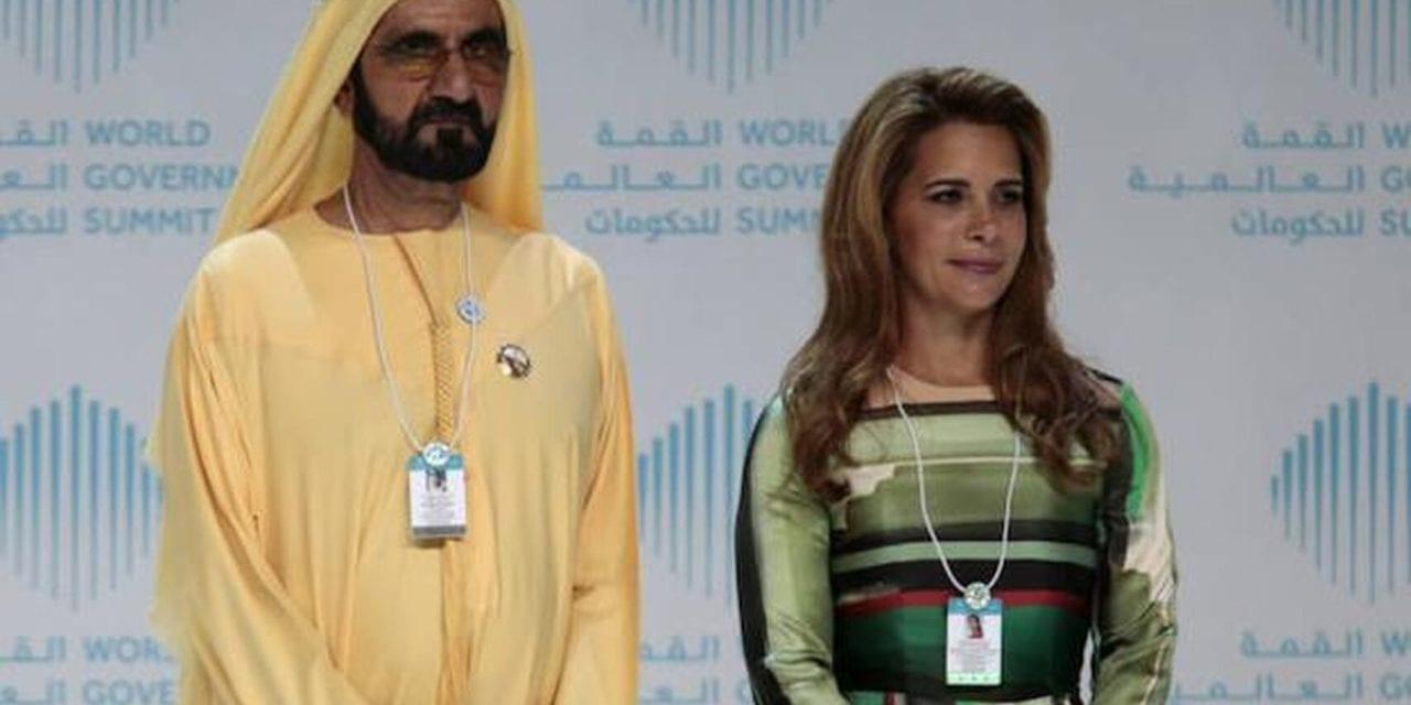"""Jeque emiratí perdió"""" a una de sus esposas que decidió huír de Dubai con sus hijos y 35 millones de euros"""