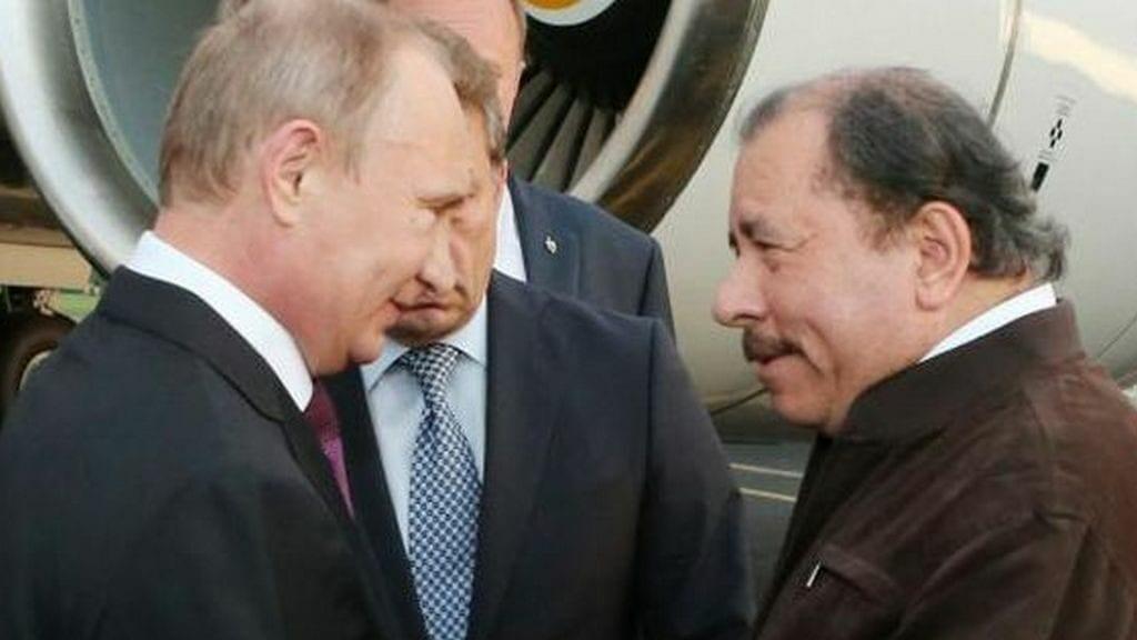 Rusia sigue ganando «terreno» en América Latina y empodera a Ortega frente a  EE UU