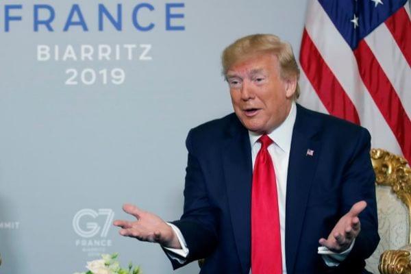 Trump: Un día «si» y al otro día «no»