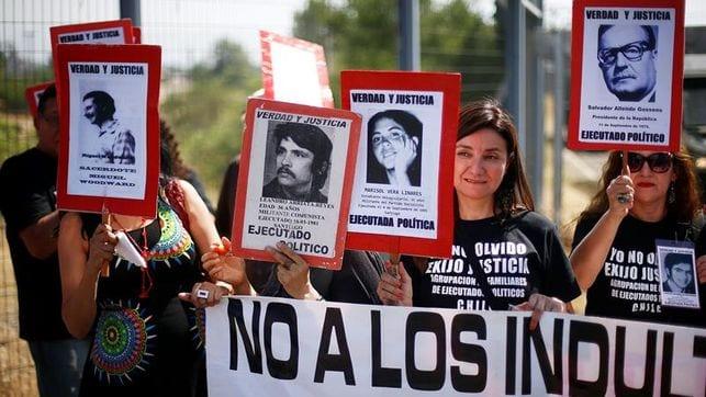 Piñera indultó a cinco narcotraficantes y a un coronel de Pinochet