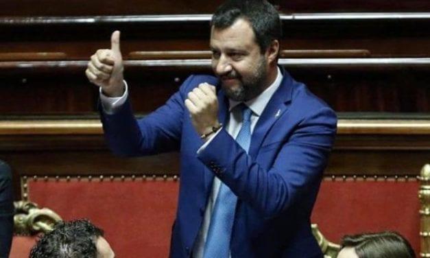 ITALIA: ¿QUÉ HAY DETRÁS DEL POPULISTA y extremista MATTEO SALVINI?