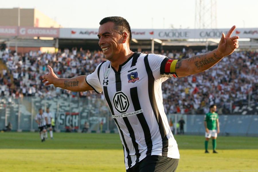 "HASTA ""CHAMACO"" Valdés aplaudió GOL 215 DE PAREDES"