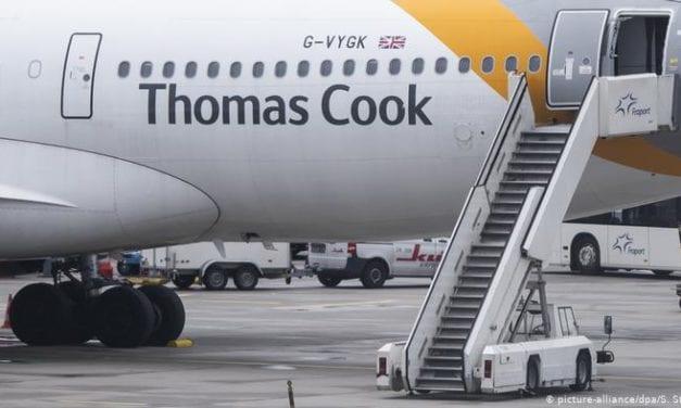 Ejecutivos de Thomas Cook en la mira tras repartirse ganancias en bonos millonarios