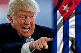 Trump y su guerra personal contra Cuba que ocasiona sólo más hambre y pobreza en el pueblo cubano