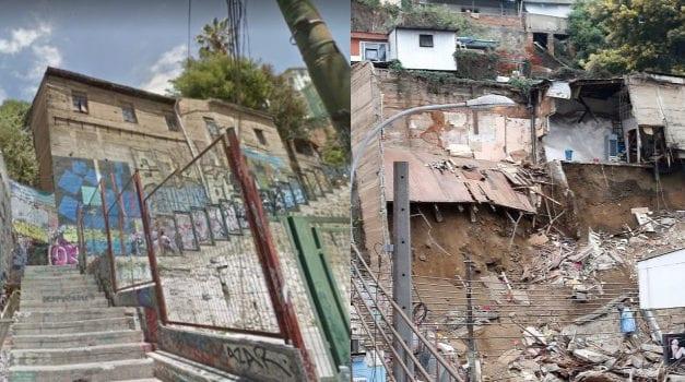 Valparaíso, puerto histórico, desaparece sin que nadie sea capaz de detener su deterioro