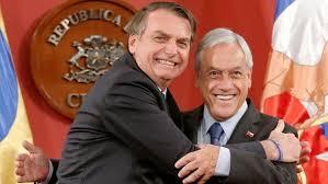 Radio de Alemania:  Sebastián Piñera es uno de los principales amigos y aliados de Bolsonaro