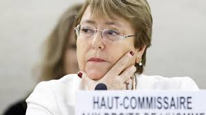 Daniel Ortega en la mira de Michelle Bachelet en la ONU