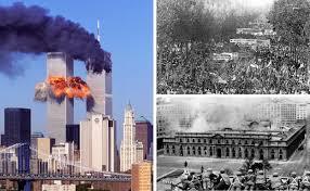 El 11 de septiembre fue el día elegido por «la historia» para tragedias en Chile y en EE UU