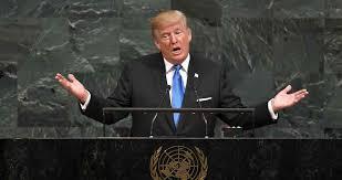 """Con el aislacionismo «First"""" confirmó Trump su política frente al mundo – Demócratas preparan «impeachment» en su contra"""