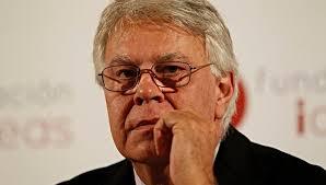 Felipe González: El capitalismo triunfante se está autodestruyendo a si mismo y va a fracasar su sostenibilidad