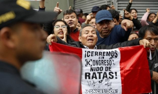 Las urnas resolverán el problema político del Perú