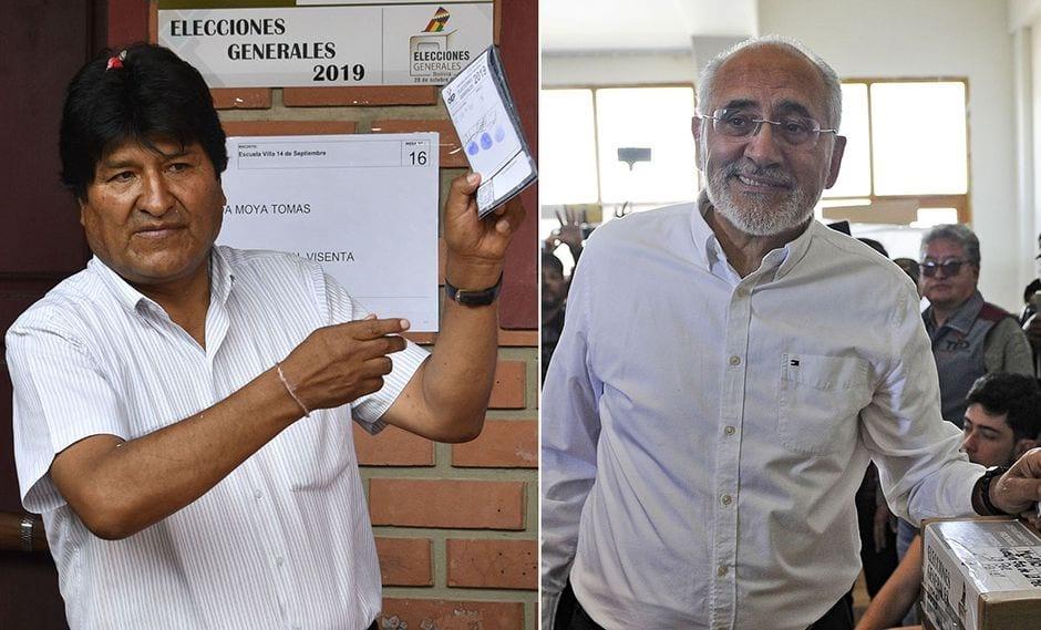 Parece que habrá segunda vuelta en Bolivia – Es lo que no quería Evo Morales