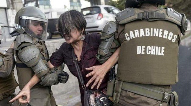 Estallido social en Chile: 20 muertos, 3.535 detenidos, 1.132 heridos, 43 niños maltratados y 19 denuncias de violencia sexual